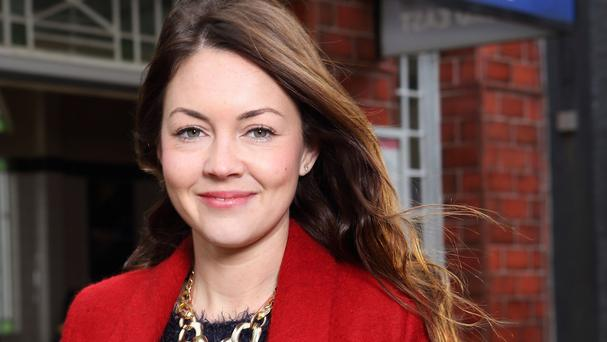 Actress Lacey Turner faces a harrowing storyline following the birth of her baby in EastEnders (BBC/PA)