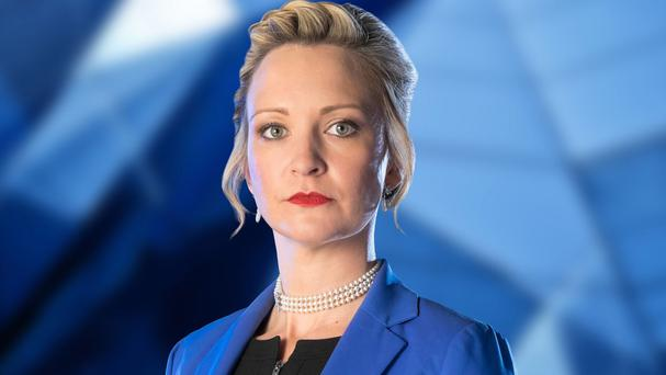 Charleine Wain, one of the candidates in The Apprentice (BBC/PA)