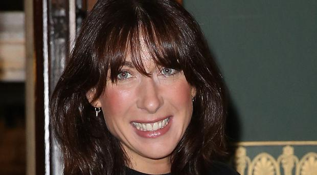 Samantha Cameron will be baking for the charity special