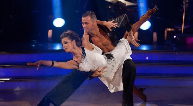 Kara Tointon and Artem Chigvintsev won Strictly Come Dancing in 2010 (BBC/PA)