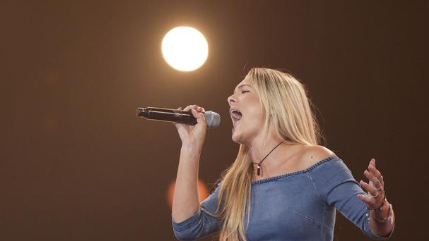 Louisa Johnson who has become the youngest person to be crowned the winner of the UK X Factor.