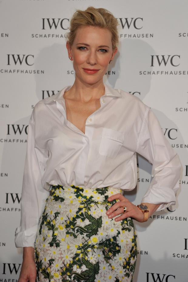Nominated: Cate Blanchett