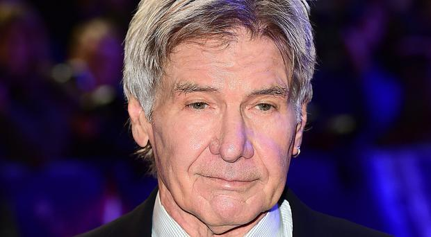 Harrison Ford gained worldwide fame as Han Solo in George Lucas' original Star Wars movie back in 1977