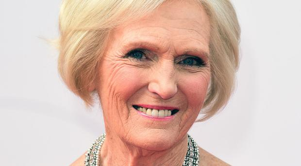 Mary Berry's The Great Holiday Baking Show is facing the axe.