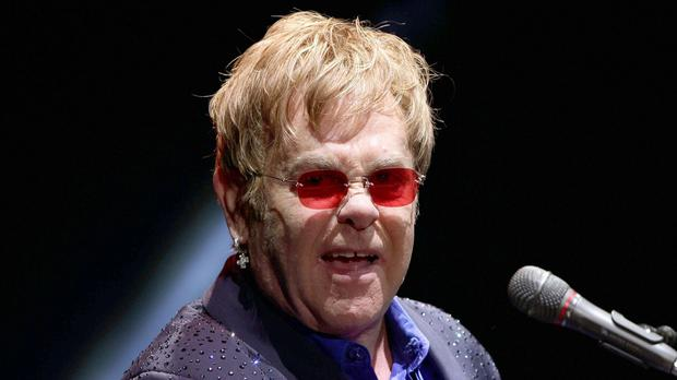 Sir Elton John has begun a regular hour-long slot on Beats 1
