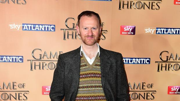 Mark Gatiss helped raise funds for the memorial