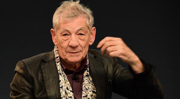 Sir Ian McKellen re-voiced a role because American viewers could not understand his native accent