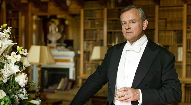 Hugh Bonneville plays the Earl of Grantham, as Downton Abbey's final episode airs on Christmas Day (ITV/PA)