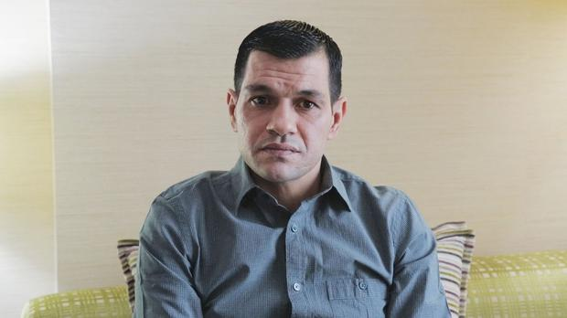 Abdullah Kurdi, 40, father of drowned Syrian boys Alan and Ghalib, is to deliver the Channel 4 Alternative Christmas Message (Channel 4/PA)