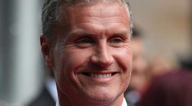 David Coulthard is among several names tipped to join the new line-up on Top Gear