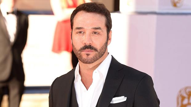 Mr Selfridge star Jeremy Piven was shocked seeing himself as an old man playing Harry Selfridge