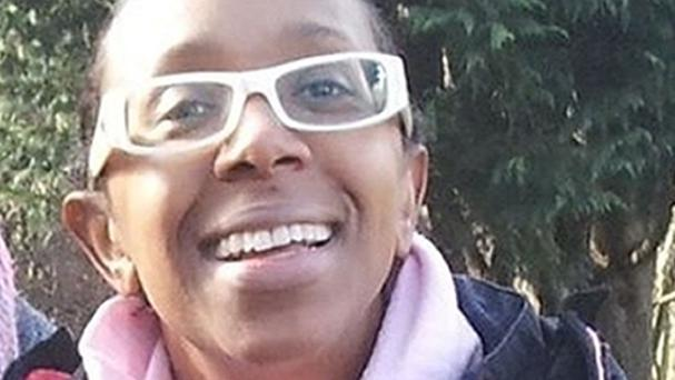 Sian Blake has gone missing from Erith, Kent, with her children Zachary, eight, and Amon, four (Metropolitan Police/PA)