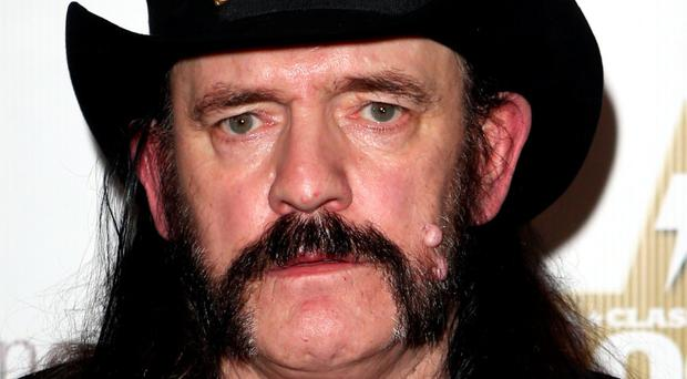 Cancer: Rocker Lemmy