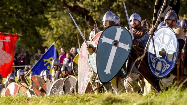 This year marks the 950th anniversary of the Battle of Hastings