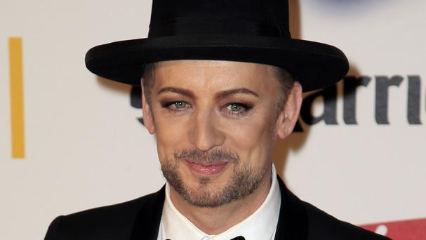 Boy George is back in the spotlight as a new judge on The Voice