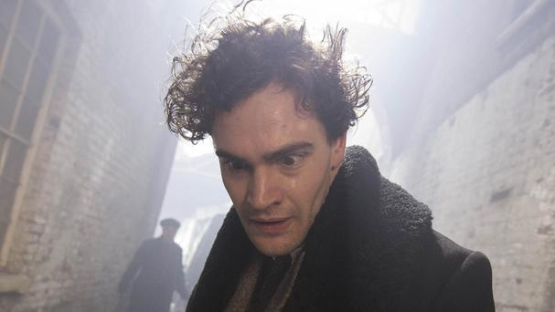 Tom Bateman starred in Jekyll and Hyde, which drew a number of complaints about its content