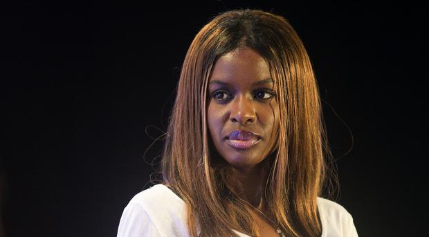 June Sarpong is a panellist on Loose Women