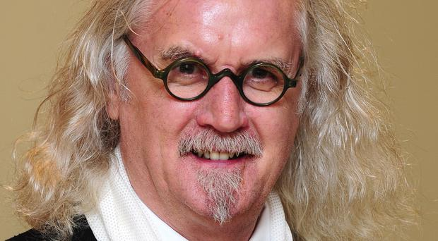 Billy Connolly will receive the National Television Awards' Special Recognition Award