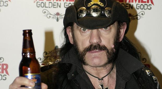Lemmy will be the toast of many pubgoers on the day of his funeral
