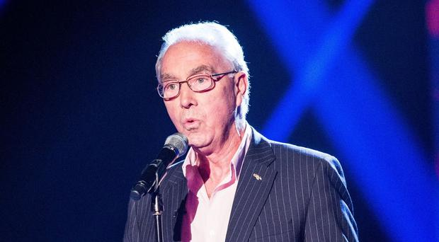 Bernie Clifton auditioned for The Voice (BBC)