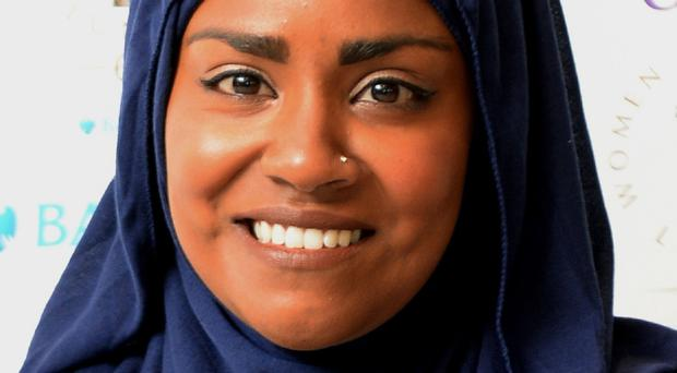 Nadiya Hussain told Radio Times she still enjoys baking cakes for other people