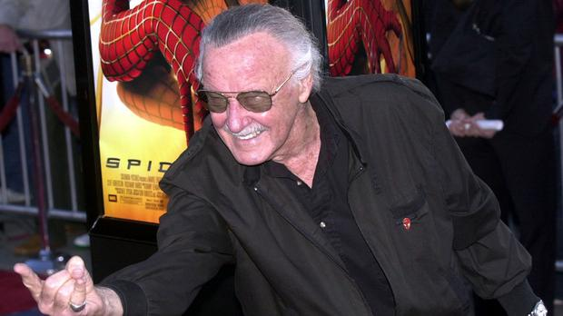 Stan Lee is behind favourites such as Iron Man, X-Men, The Incredible Hulk and Spider-Man