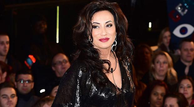 Nancy Dell'Olio is the second Celebrity Big Brother housemate to be evicted