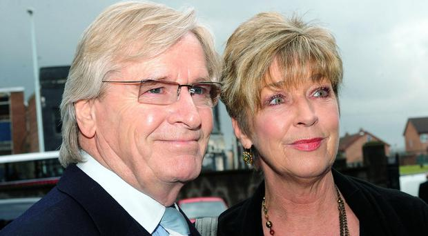 Bill Roache and Anne Kirkbride