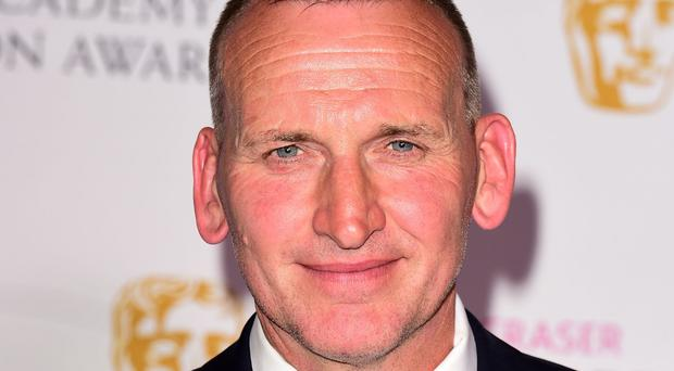 Former Doctor Who Eccleston lost his father to Alzheimer's