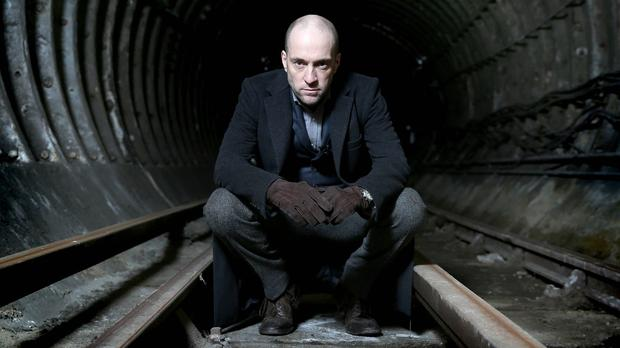Derren Brown on his Ghost Train ride at Thorpe Park