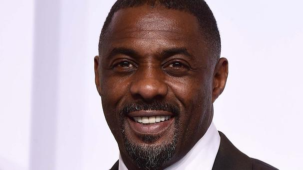Luther star Idris Elba