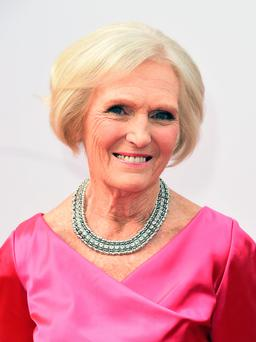 Star: Mary Berry