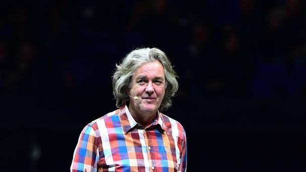 James May will be presenting a new motoring show on Amazon alongside Jeremy Clarkson and Richard Hammond
