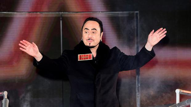 David Gest has left the Big Brother house due to medical reasons