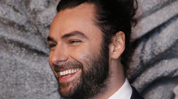 Aidan Turner is nominated for an NTA for his role in Poldark