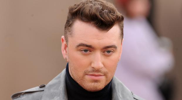 Sam Smith said he felt 'like I have to shine some sort of light on it'