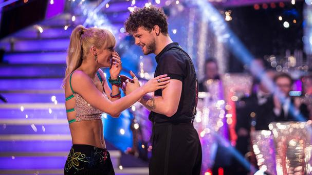 Jay McGuiness and Aliona Vilani will take part in the Strictly Come Dancing Live Tour 2016 (BBC/PA)