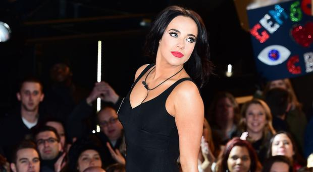 Stephanie Davis at the start of the latest series of Celebrity Big Brother at Elstree Studios, Borehamwood