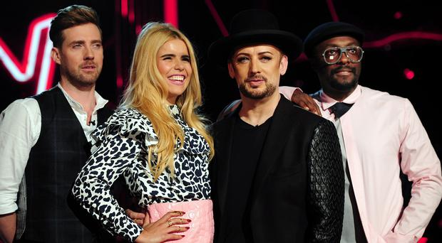 Charley Birkin is hoping to impress the judges on The Voice