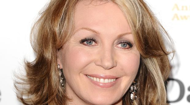 Kirsty Young, pictured, interviews the sister of drug addicted Tetra Pak heir Hans Rausing on Radio 4's Desert Island Discs