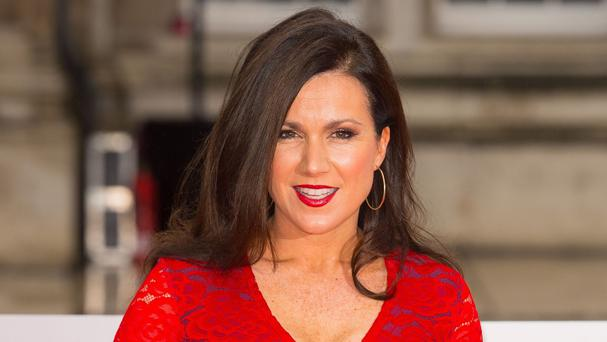 Susanna Reid says she has not taken a sick day since 2005