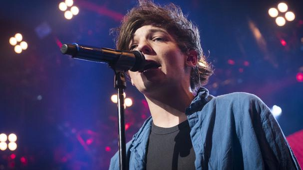 Louis Tomlinson is the first member of One Direction to become a father