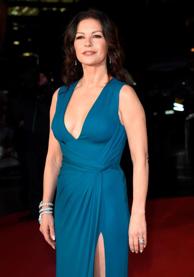 Star: Catherine Zeta-Jones
