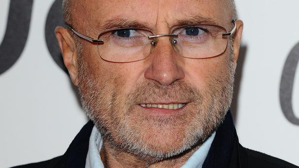 Phil Collins has reunited with his third wife Orianne Cevey
