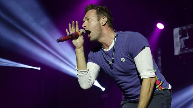 This year's Radio 1 Big Weekend will feature Coldplay