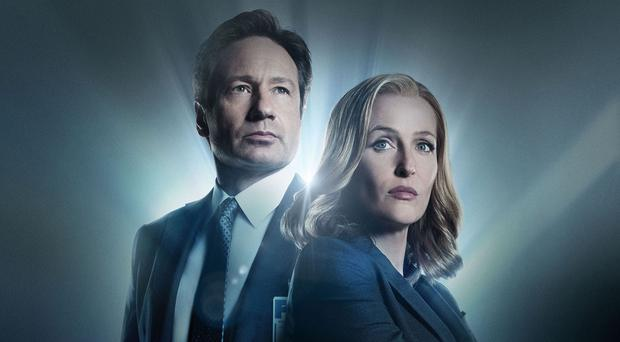 The X-Files was the longest running sci-fi show in US TV history with 202 episodes under its belt in 2002 (Fox/PA)