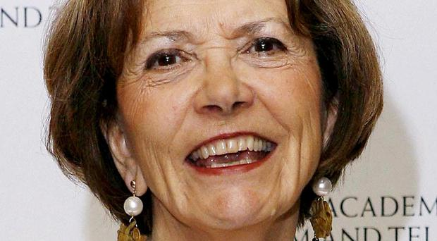 Dame Joan Bakewell blames Margaret Thatcher for the welfare state 'imploding'
