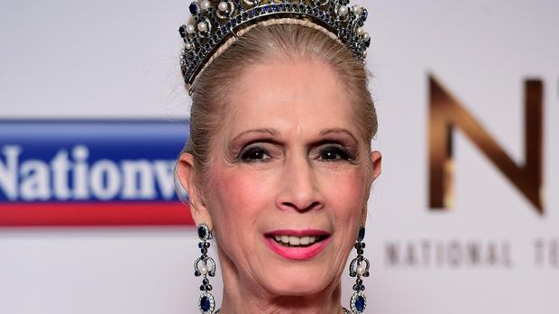 Lady Colin Campbell won the jungle gourmet gong
