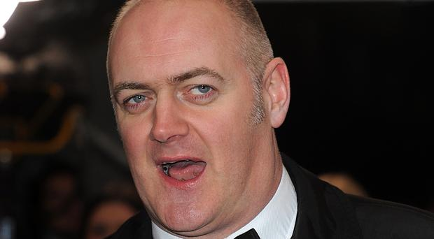 Dara O'Briain will present Robot Wars from a new purpose-built arena in Glasgow