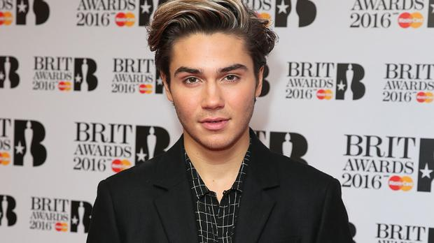 George Shelley revealed he has had boyfriends and girlfriends